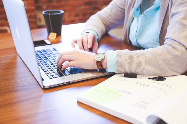 Desk Excercises