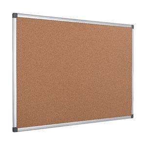 Bi-Office Cork Board 2400x1200 Alum Frame
