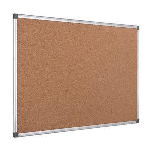 Bi-Office Cork Board 1800x1200 Alum Frame