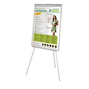 Bi-Office White Earth-It Flipchart Easel EA4676995