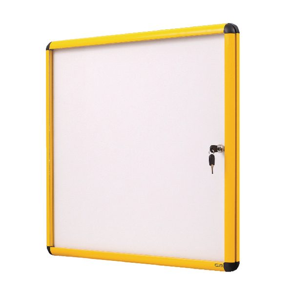 Bi-Office Ultrabrite Magnetic Display Case 16xA4 VT9501601511