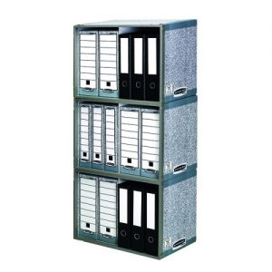 Bankers Box System Stax File Store (Pack of 5) 01850 - BB0185070