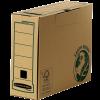 Fellowes R-Kive Earth Transfer File Brown (Pack of 20) 4470201 - BB23