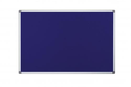 Bi-Office Fire Retardant Notice Board 600x900mm SA0301170 - BQ11001