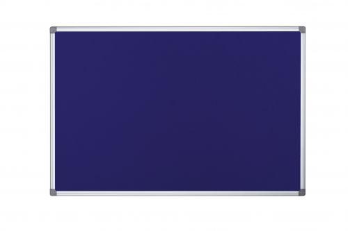 Bi-Office Fire Retardant Notice Board 1200x900mm SA0501170 - BQ11002