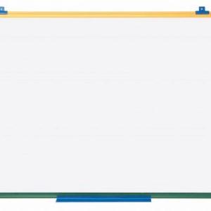 Bi-Office Magnetic Drywipe Board 600 x 450mm MB0407866 - BQ46668
