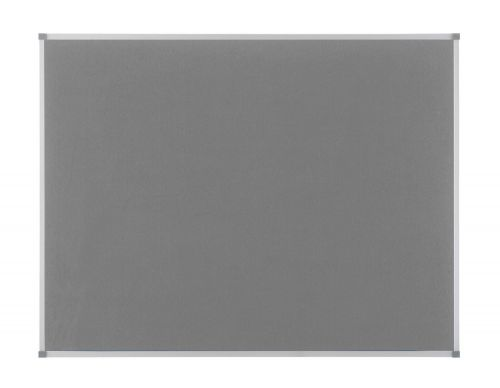 Nobo Classic Grey Felt Noticeboard 900x600mm 1900911 - NB11209
