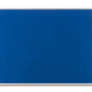Nobo Classic Blue Felt Noticeboard 900x600mm 1900915 - NB11213