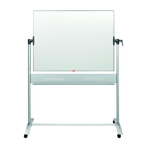 Nobo Classic Enamel Mobile Whiteboard 1500x1200mm 1901035 - NB11834