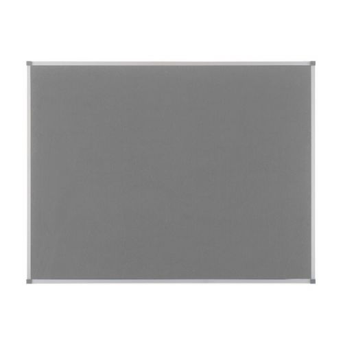Nobo Classic Grey Felt Noticeboard 1800x1200mm 1900913 - NB14600