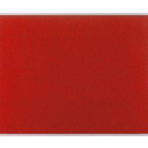 Nobo Classic Red Felt Noticeboard 900x600mm 1902259 - NB19704