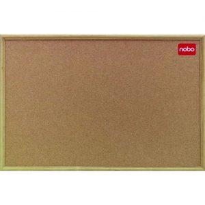 Nobo Classic Cork Noticeboard 900x600mm 37639003 - NB39003
