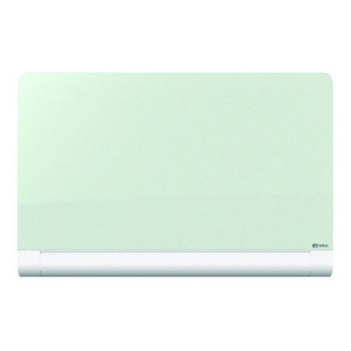 Nobo Widescreen Rounded Glass Whiteboard 45 inch White 1905191 - NB50211
