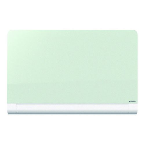 Nobo Widescreen Rounded Glass Whiteboard 85 inch White 1905193 - NB50213