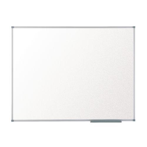 Nobo Basic Melamine Non-Magnetic Whiteboard 900x600mm 1905202 - NB50480