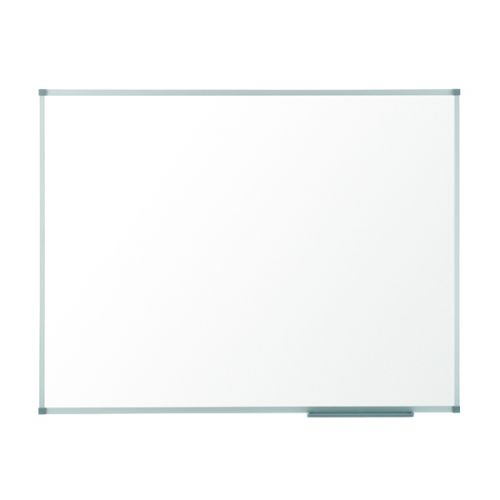 Nobo Basic Melamine Non-Magnetic Whiteboard 1800x1200mm 1905205 - NB50483