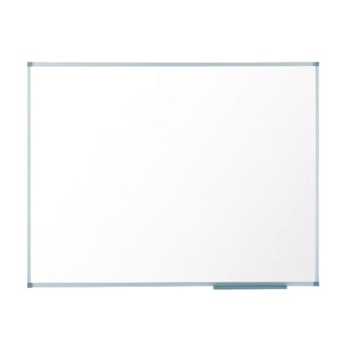 Nobo Basic Steel Magnetic Whiteboard 2400 x 1200mm 1905214 - NB50492