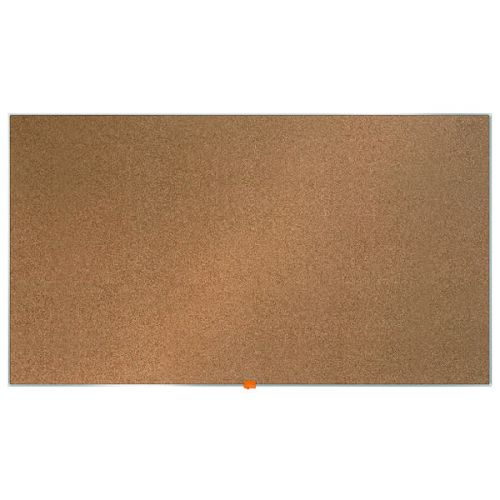 Nobo Widescreen 55inch Cork Noticeboard 1220x690mm 1905308 - NB52293