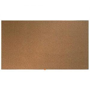 Nobo Widescreen 85inch Cork Noticeboard 1880x1060mm 1905309 - NB52294