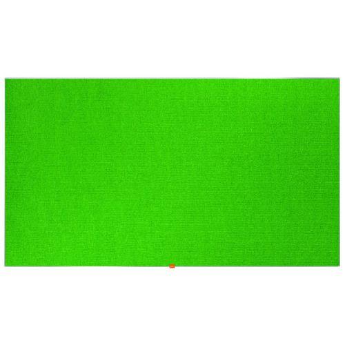 Nobo Widescreen 85inch Green Felt Noticeboard 1880x1060mm 1905317 - NB52302