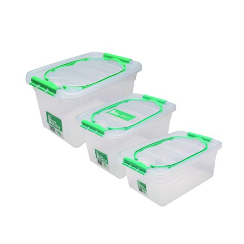 StoreStack Carry Box Set of Multiple Sizes (Pack of 3) RB01033 - RB01033