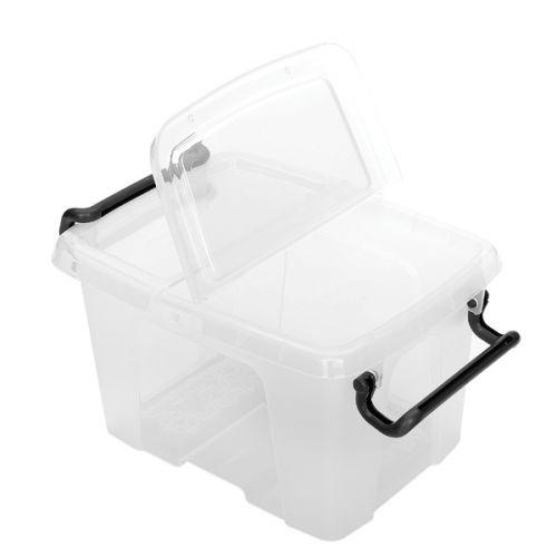 Strata 6 Litre Smart Box With Lid (W225 x D170 x H300mm) HW670 - AQ03955