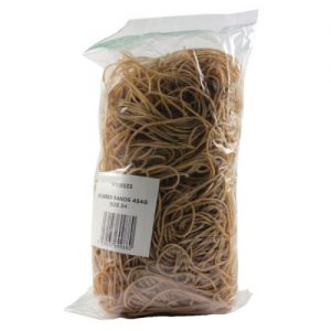 Size 24 Rubber Bands (Pack of 454g) - WX10533