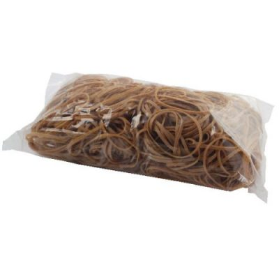 Size 32 Rubber Bands (Pack of 454g) 0670081 - WX10537