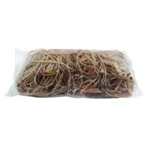 Size 38 Rubber Bands (Pack of 454g) 9340008 - WX10544