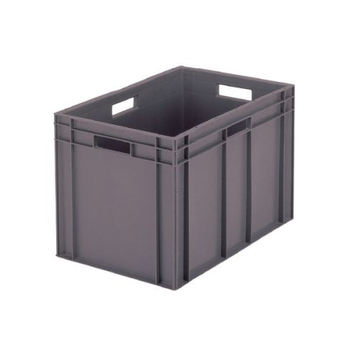 VFM 600x400x412mm Grey European Stacking Container 307377 - SBY04872