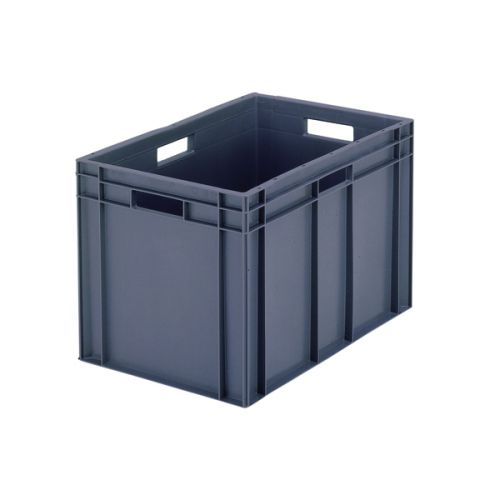VFM 600x400x280mm Grey European Stacking Container 307493 - SBY04927