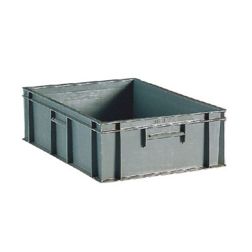 VFM 800x600x235mm Grey European Stacking Container 307498 - SBY04932