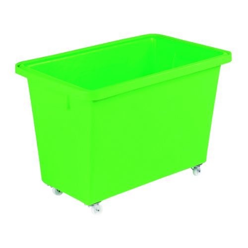 Mobile Nesting Container 150L Green 328226 - SBY12936