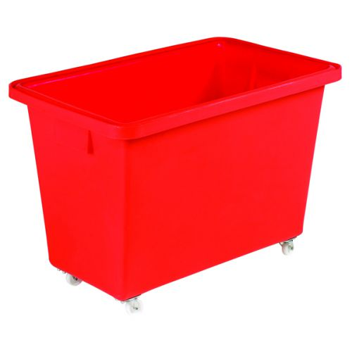 Mobile Nesting Container 150L Red 328229 - SBY12938