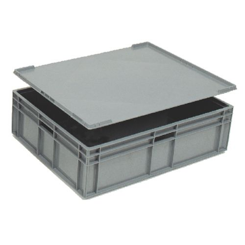 Plastic Lid For 400X300mm Grey 308690 - SBY27567