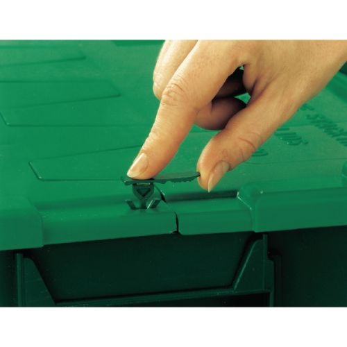 Green Container Security Seal (Pack of 1000) 374924 - SBY27605