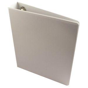 Esselte 40mm 4 D-Ring Presentation Binder A4 White 49704 - ES600530