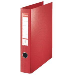Esselte 4D-Ring A4 Binder 40mm Red 82403 - ES82403