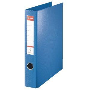 Esselte 4D-Ring A4 Binder 40mm Blue 82405 - ES82405