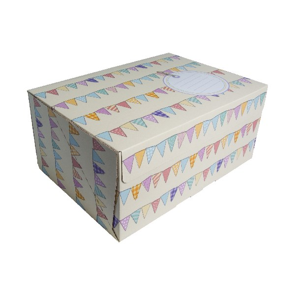 Bankers Box Mailing Box Bunting 35x25x16cm (Pack of 20) BB1073 - BB1073