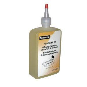 Fellowes Shredder Machine Oil 355ml Bottle 35250 - BB35250