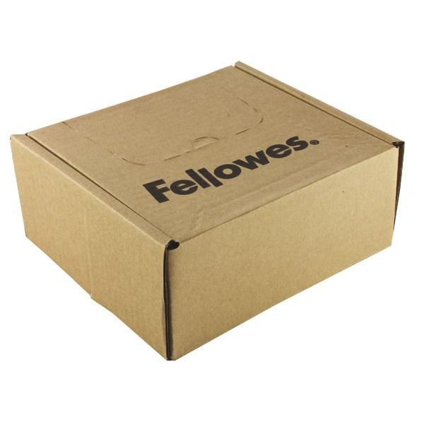 Fellowes Shredder Waste Bag 28L (Pack of 100) 3605201 - BB36052