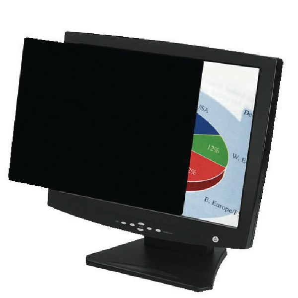 Fellowes PrivaScreen Privacy Filter Widescreen 19in 4801102 - BB56054