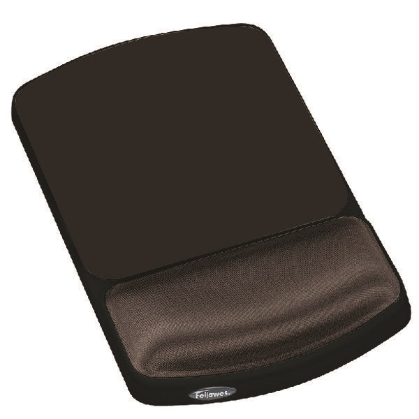 Fellowes Premium Gel Adjustable Mouse Pad Black 9374001 - BB58910