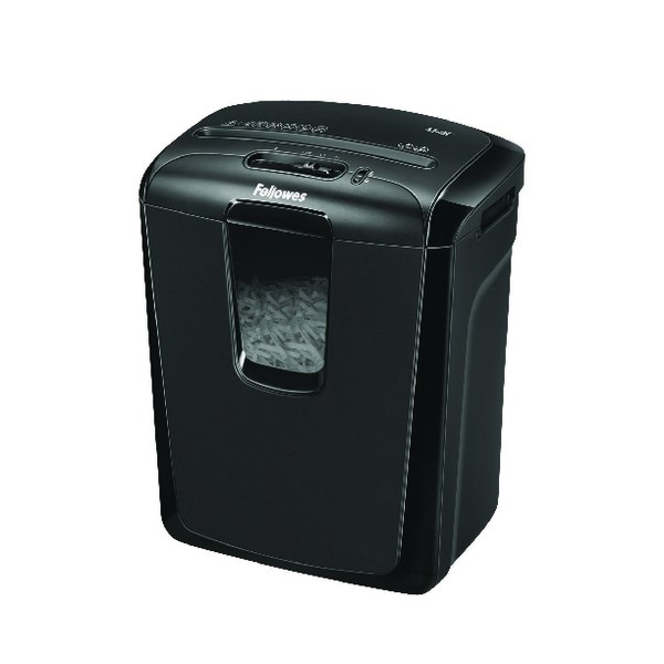 Powershred¨ M-8C Cross-Cut Shredder - BB64743