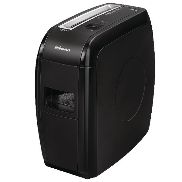Fellowes Powershred 21Cs Cross Cut Shredder Black 4360301 - BB69730