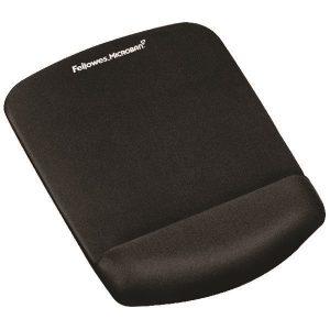 Fellowes PlushTouch Mouse Pad Black 9252003 - BB71891