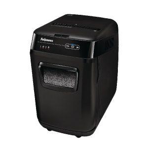 Fellowes Automax 200M Microshred Shredder (200 sheet automatic shredding capacity) 4656401 - BB72666