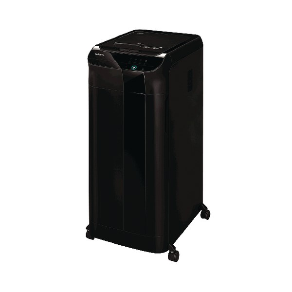 Fellowes Automax 550C Cross Cut Shredder (550 sheet automatic/14 sheet manual capacities) 4963101 - BB73048