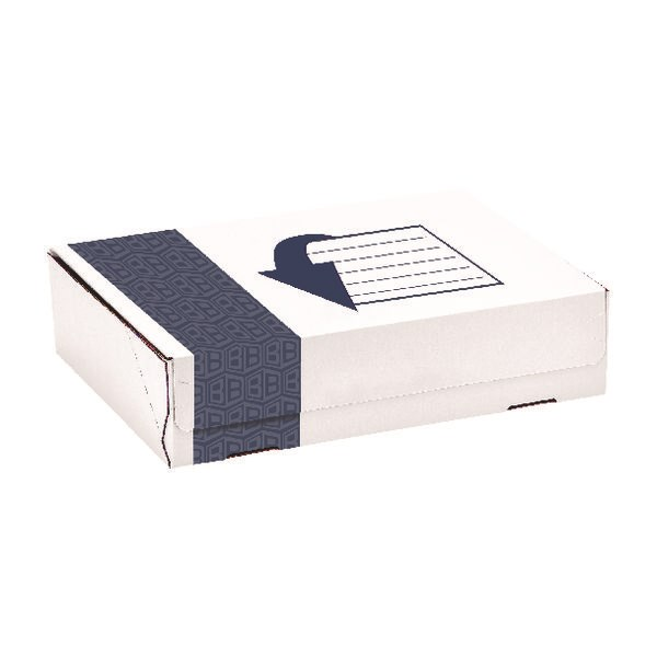 Bankers Box Heavy Duty Mailing Box 74x315x219mm (Pack of 20) 7372501 - BB73077